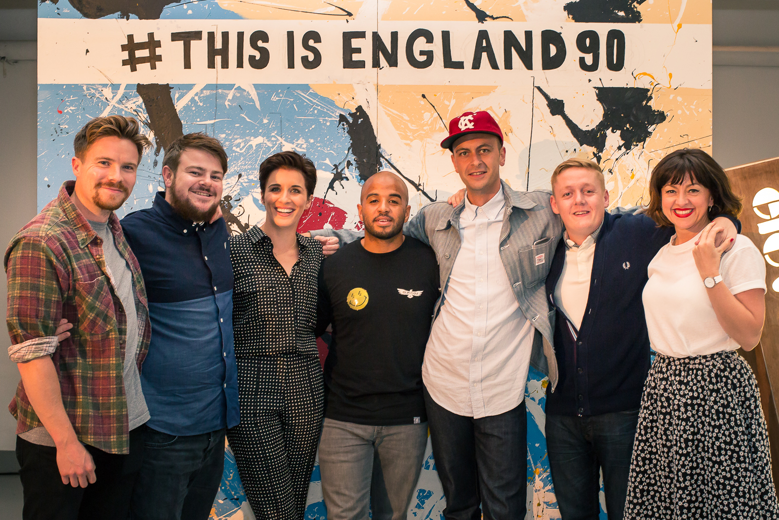 Exclusive: This Is England '90 cast sit down
