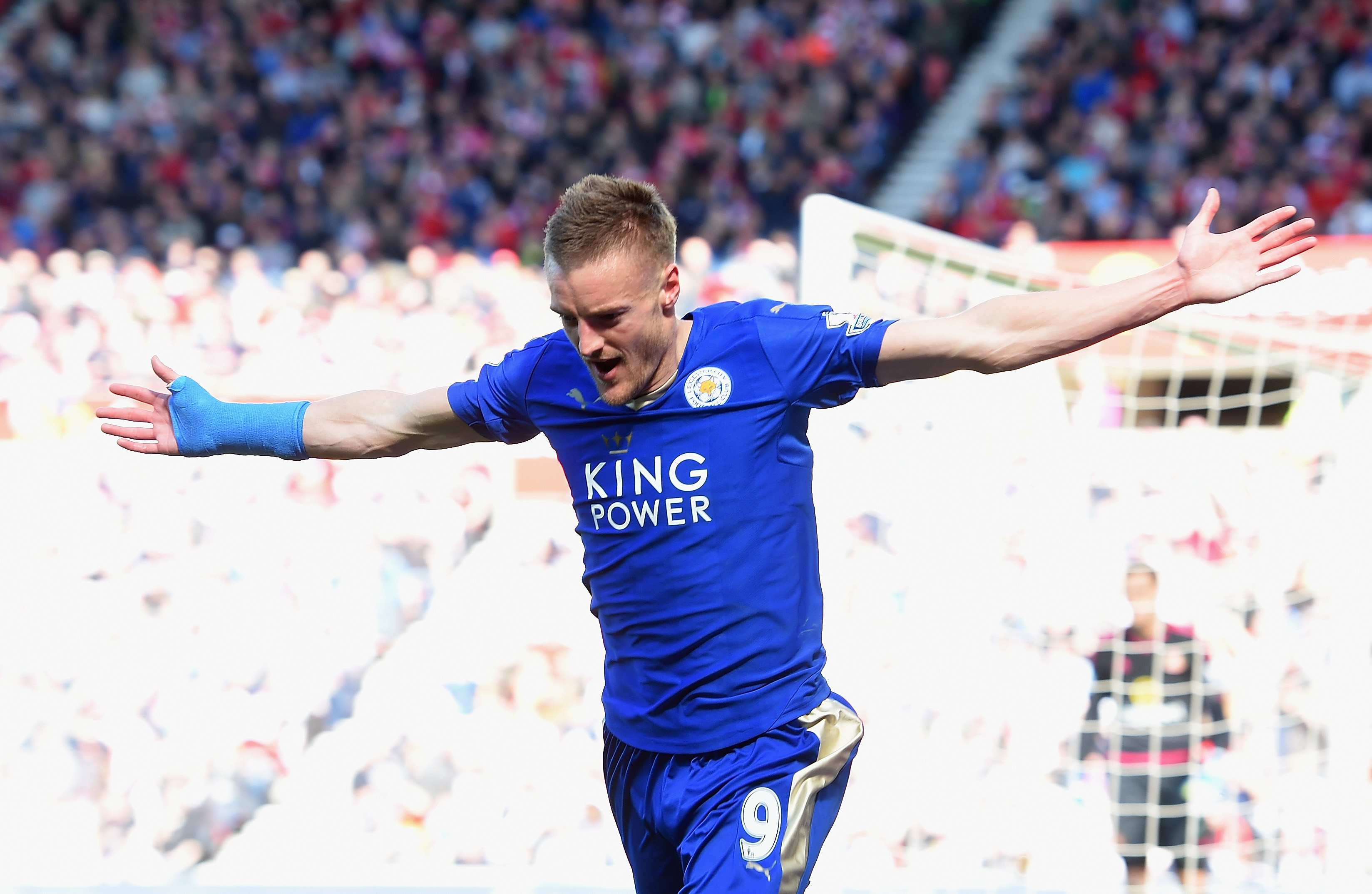 Inexperience may cost Vardy Euro 2016 starting spot - Wenger