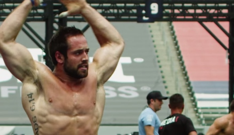 crossfit king rich froning reveals what it takes to win the crossfit