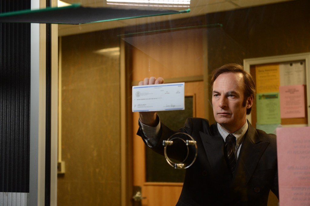- Better Call Saul _ Season 1, Episode 1 - Photo Credit: Ursula Coyote/AMC
