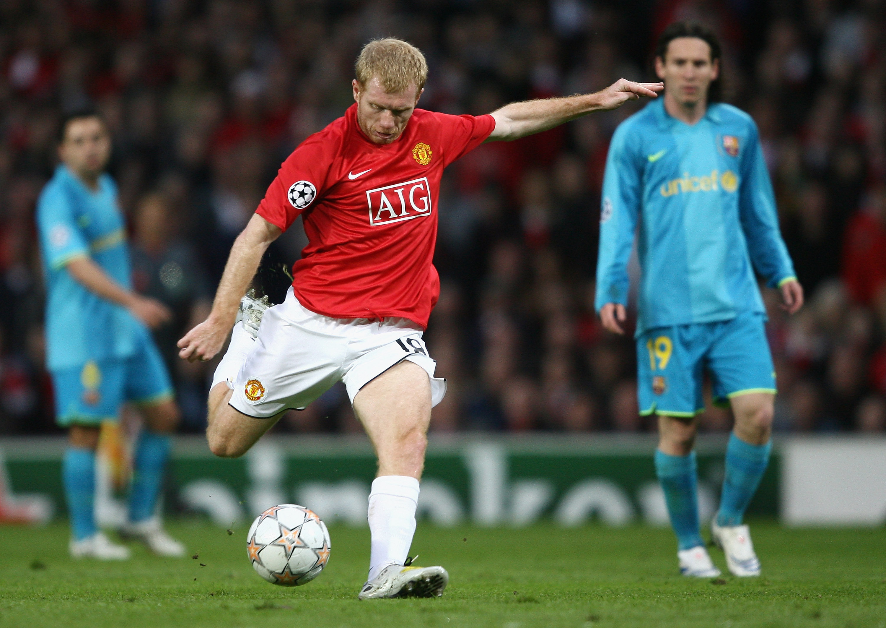 There 39 s little doubt over paul scholes 39 greatest ever goal for 07 08 championship table