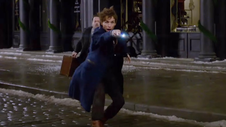 Filming for Fantastic Beasts sequel starts