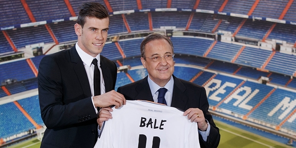 Gareth Bale envisages finishing career at Real Madrid after signing new deal