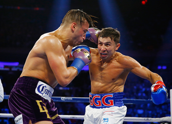 Amir Khan To Face Gennady Golovkin If He Can Beat Canelo Promoter