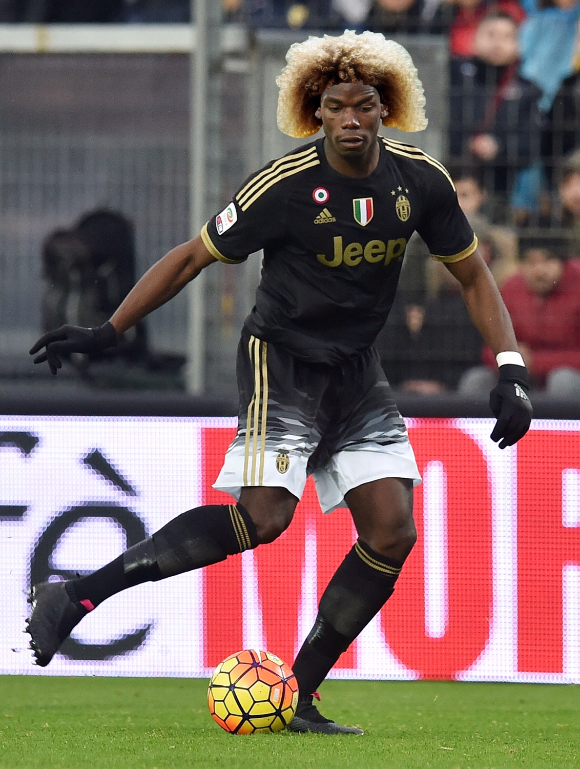 5 Potential New Paul Pogba Hairdos Inspired By Footballers Of The