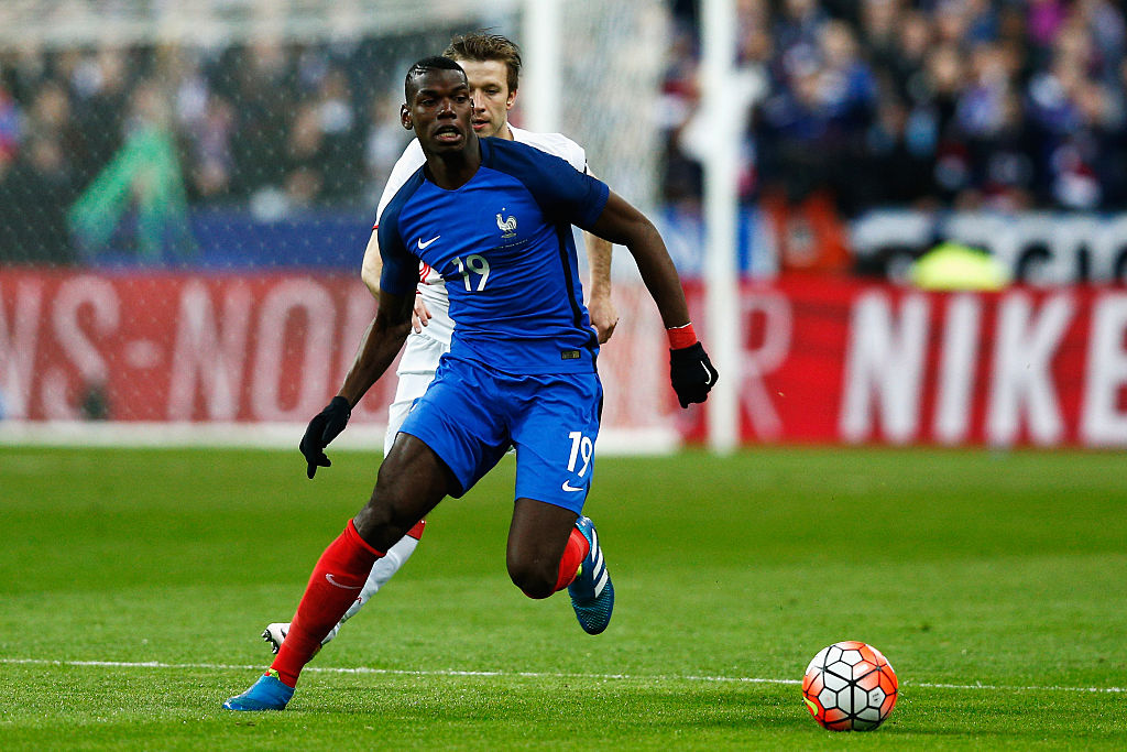 Paul Pogba Drops Not So Subtle Hint About Where His Future