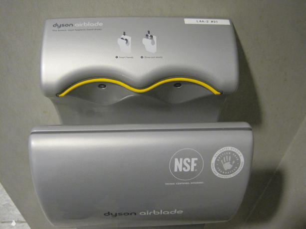 Everyone S Favourite Hand Dryer Has A Nasty Habit Of