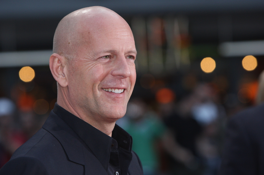 BERLIN - JUNE 18: Actor Bruce Willis attends the German premiere to Die Hard 4.0 at the Sony Center CineStarJune 18, 2007 in Berlin, Germany. (Photo by Sean Gallup/Getty Images)