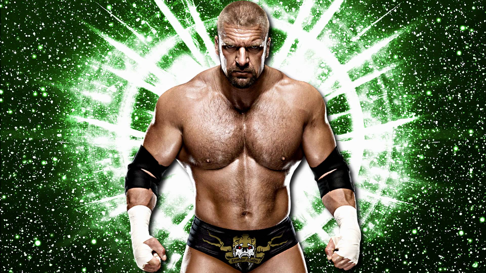 Pics Triple H When He Was Young Is One Of The Weirdest Things You