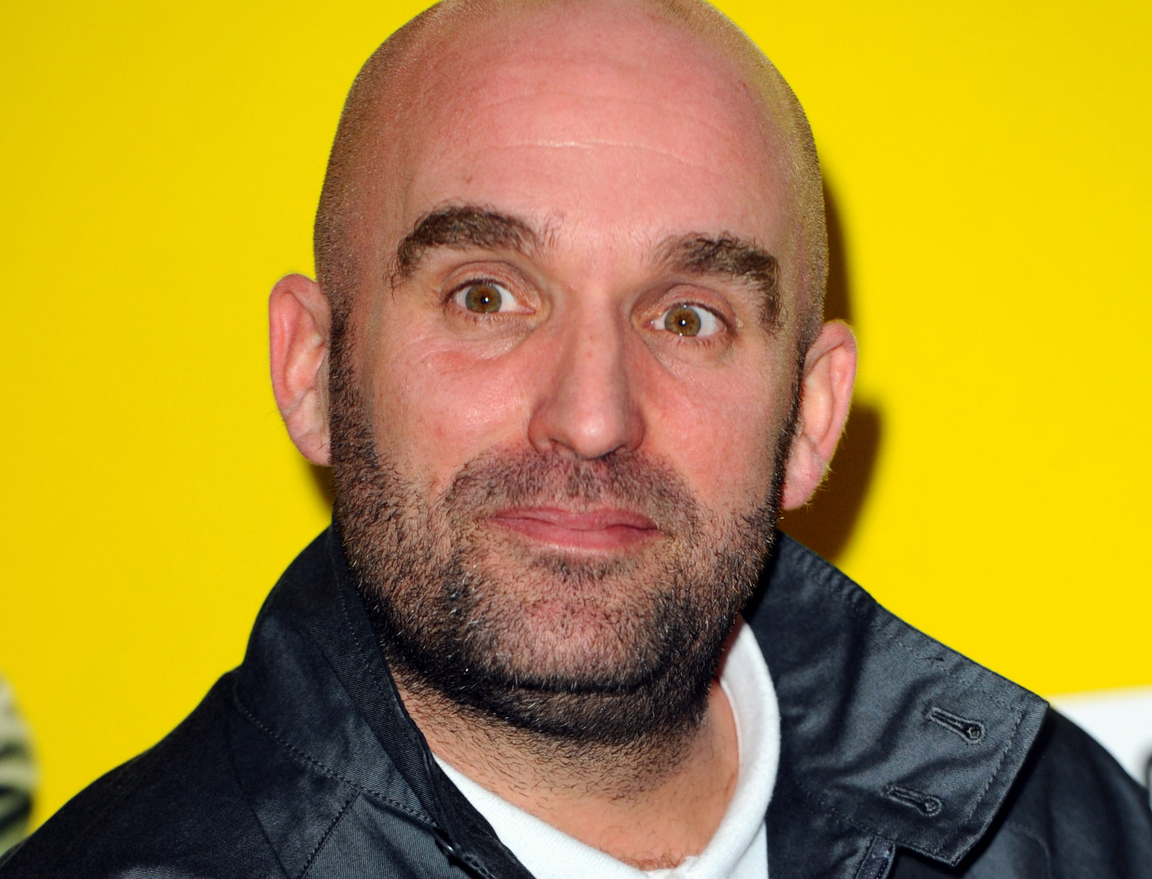 """LONDON, ENGLAND - MARCH 11: Shane Meadows attends a special screening of """"Svengali"""" at Rich Mix Cinema on March 11, 2014 in London, England. (Photo by Anthony Harvey/Getty Images)"""