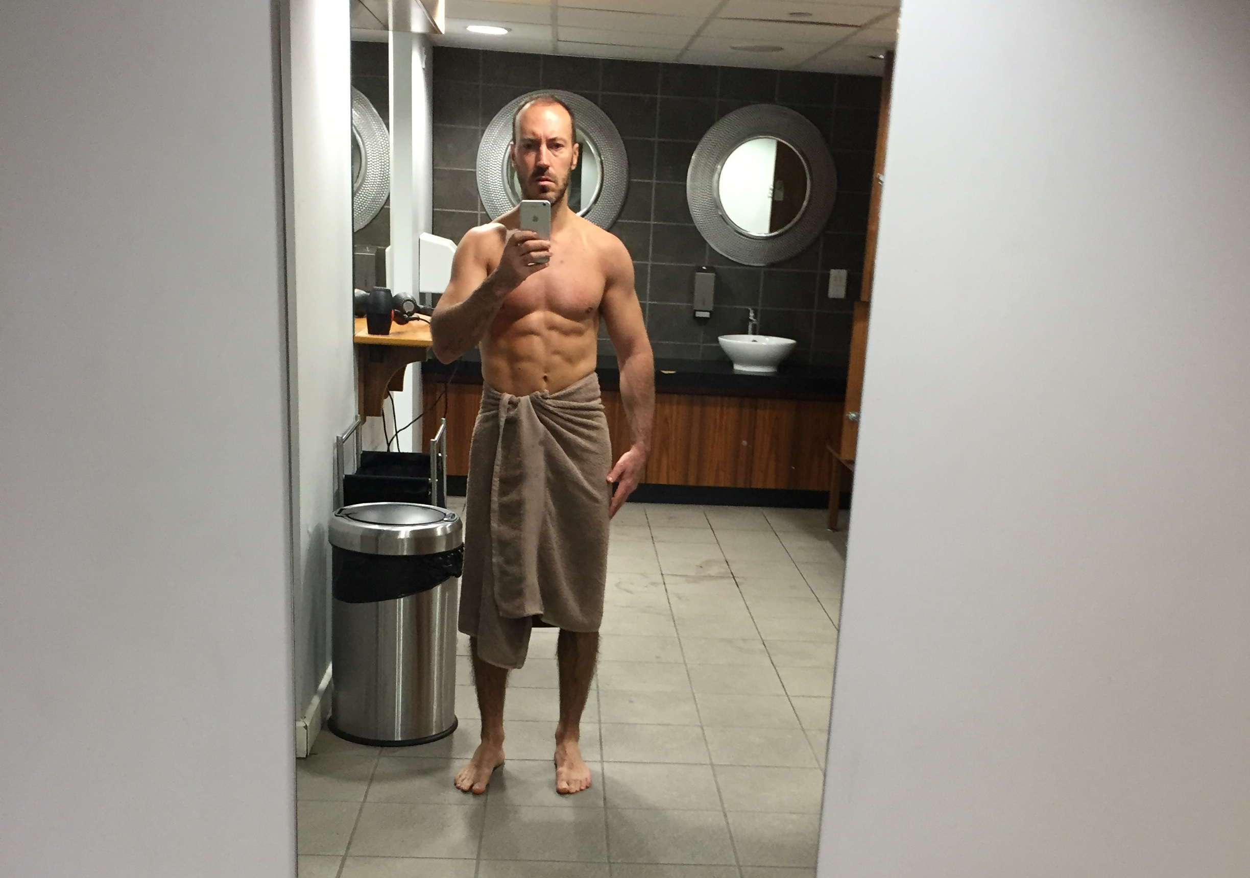 This 43-year-old got ripped in 8 weeks with 'German Body Composition