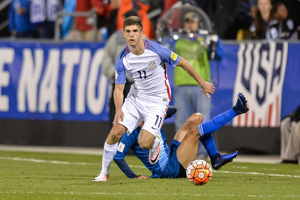 Guatemala v United States - FIFA 2018 World Cup Qualifer