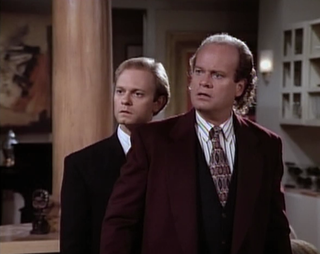 Image result for niles frasier