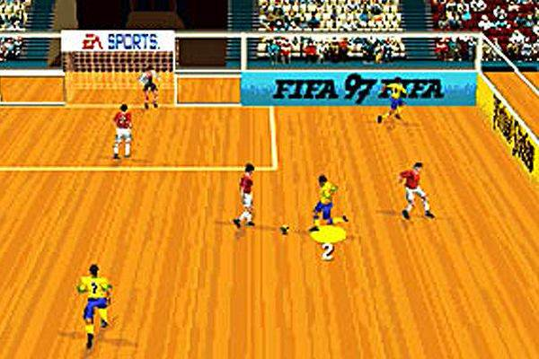 Image result for FIFA INDOOR MODE