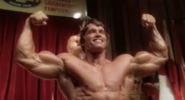What arnold schwarzeneggers classic bodybuilding diet looked like arnie 2 malvernweather Choice Image