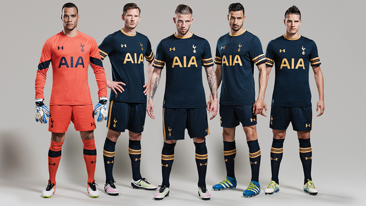 8d4e27c5a Tottenham Hotspur have launched their new kits and one of them is ...