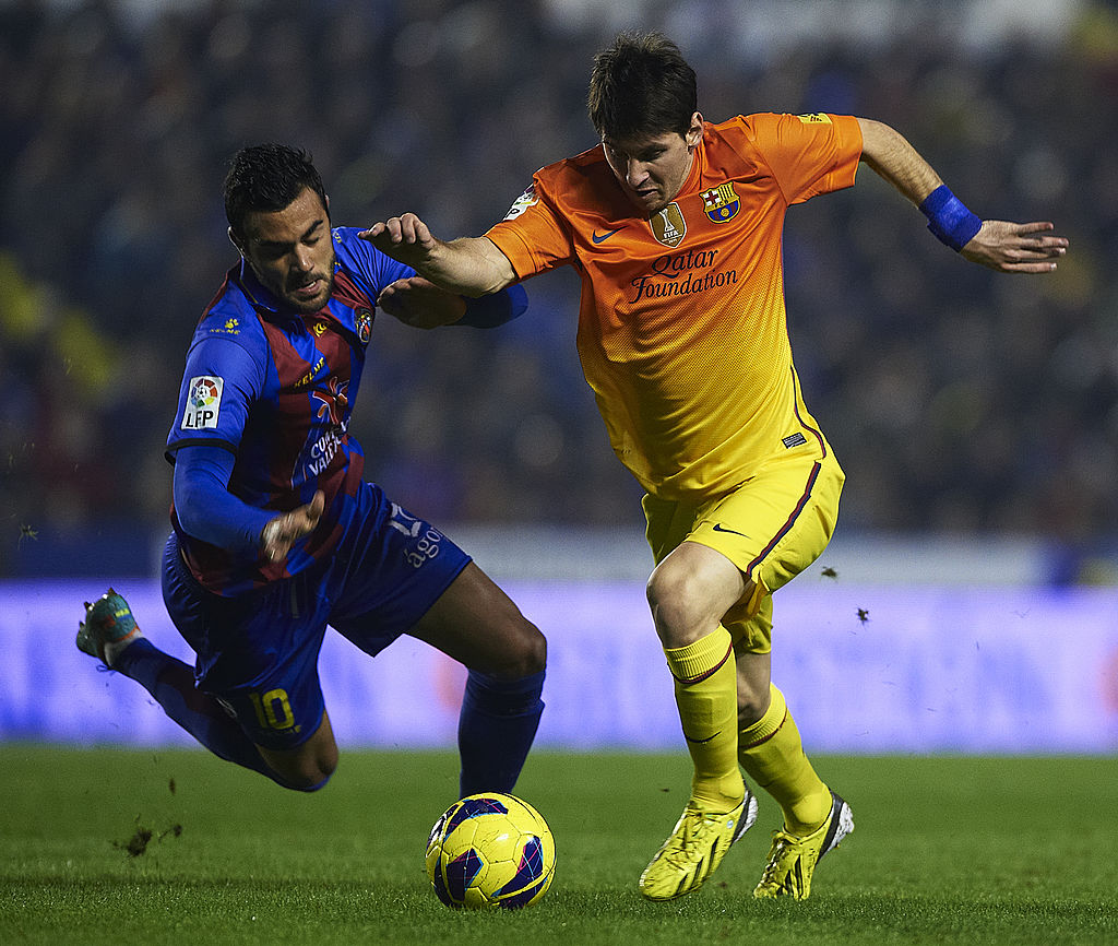 ac31a31dbd5 Barcelona were never going to play it safe with their new away kit ...