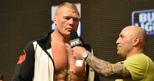 Brock Lesnar Rumored to Be Returning to UFC For a Fight