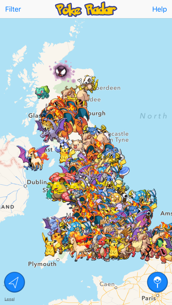 You're going to need this app if you want to catch 'em all in