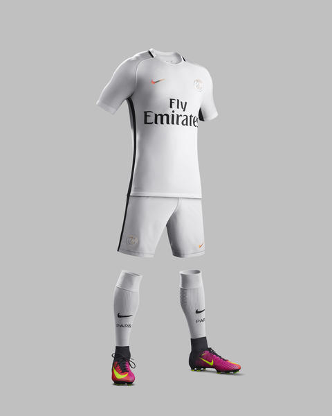uk availability 589d9 4e671 PSG's new third kit is a bit of all white | JOE.co.uk