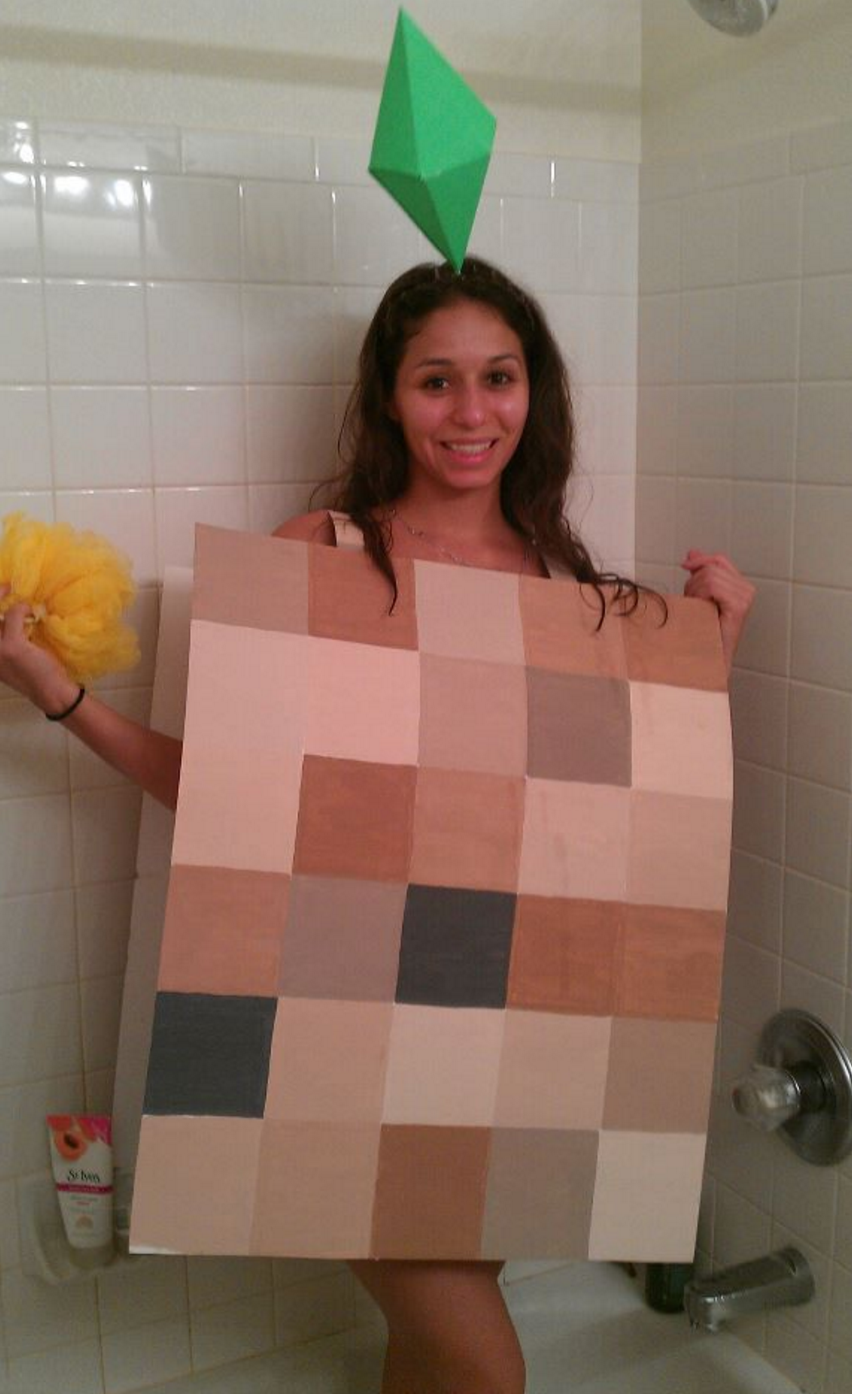 17 genius fancy dress ideas for when you're poor or just can't be