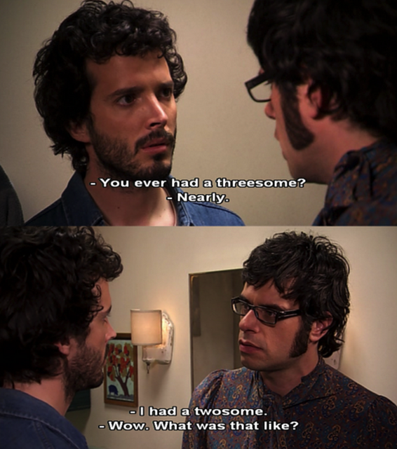 Of Australian Conchords Flight The Dating