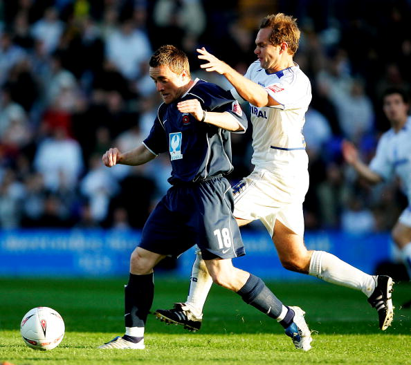 Tranmere Rovers v Hartlepool United