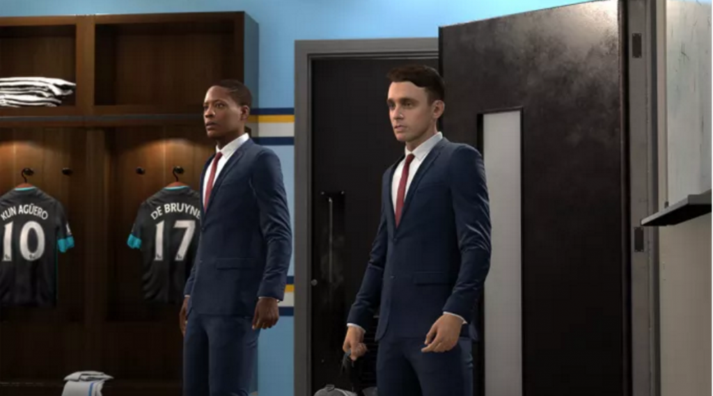 Alex Hunter Man City