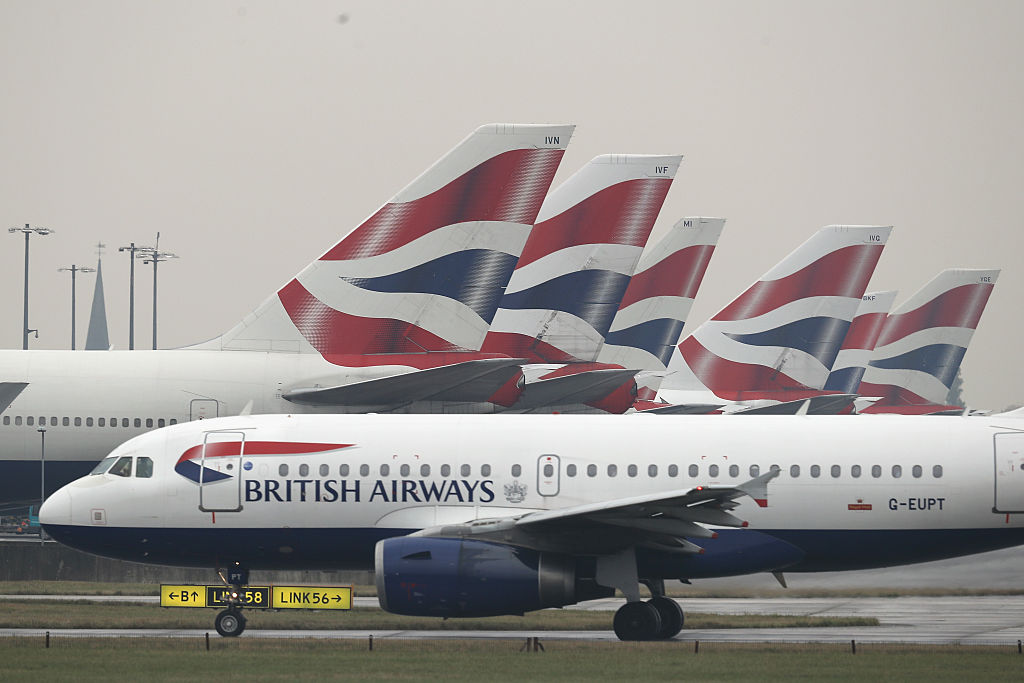 Heathrow's third runway given green light