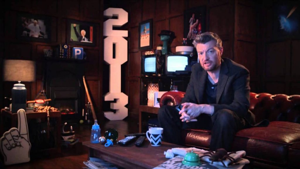 Charlie Brooker Screenwipe