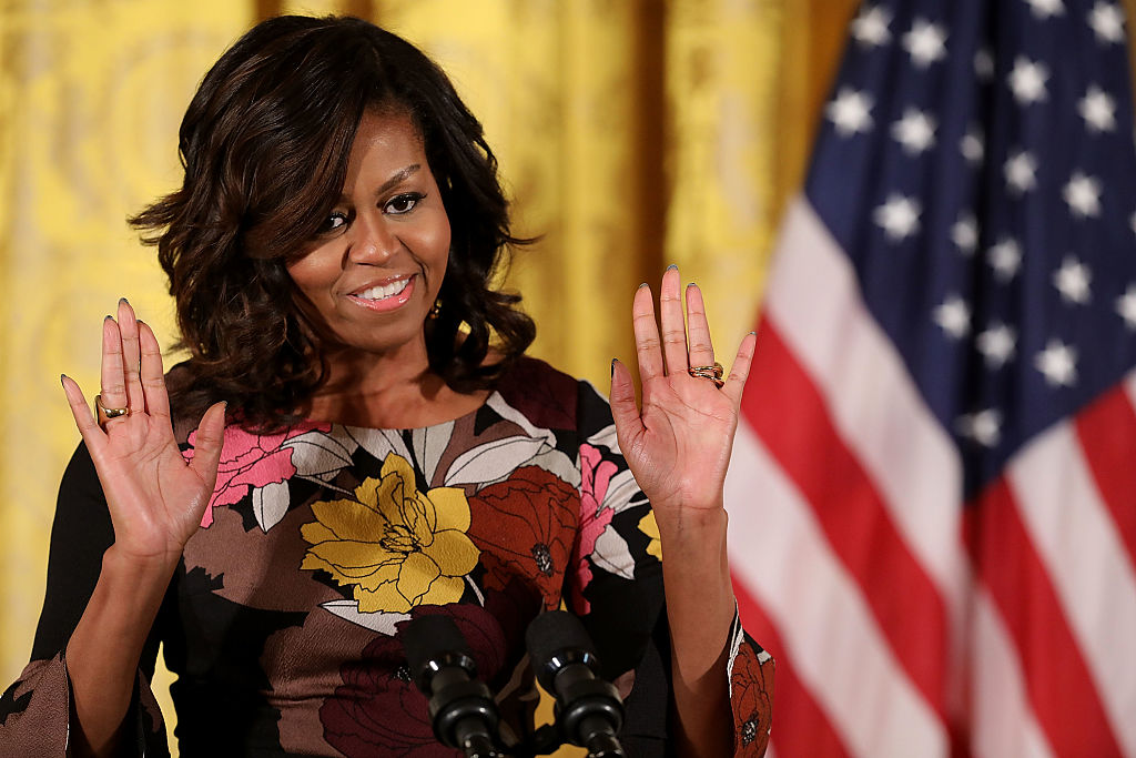 West Virginia mayor quits after comment on Michelle Obama