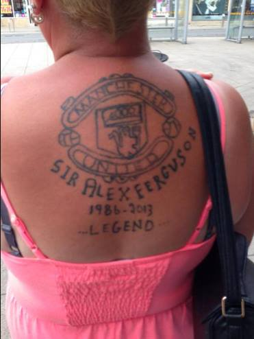 19 amazingly bad football tattoos that just shouldn 39 t exist. Black Bedroom Furniture Sets. Home Design Ideas