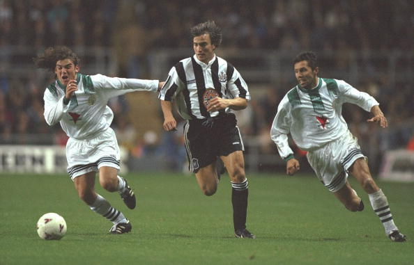 David Ginola reveals he was clinically dead for eight minutes after heart  attack | SportsJOE.ie