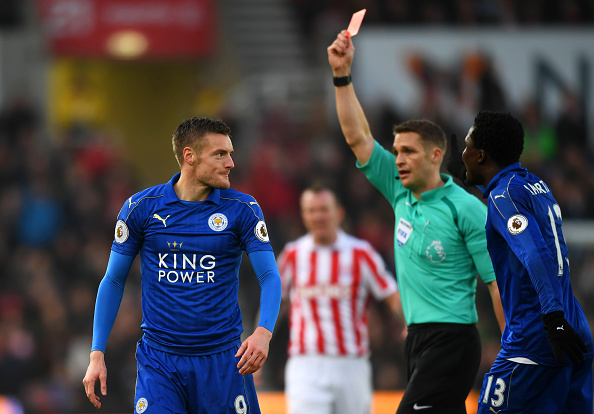 Vardy to miss West Ham clash after appeal is rejected