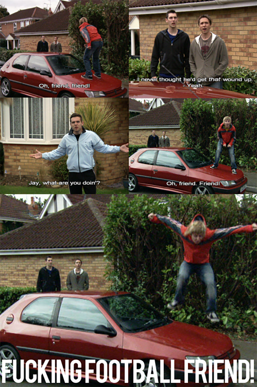 ca7c36899aa4 23 Inbetweeners moments that will never stop being funny (NSFW ...