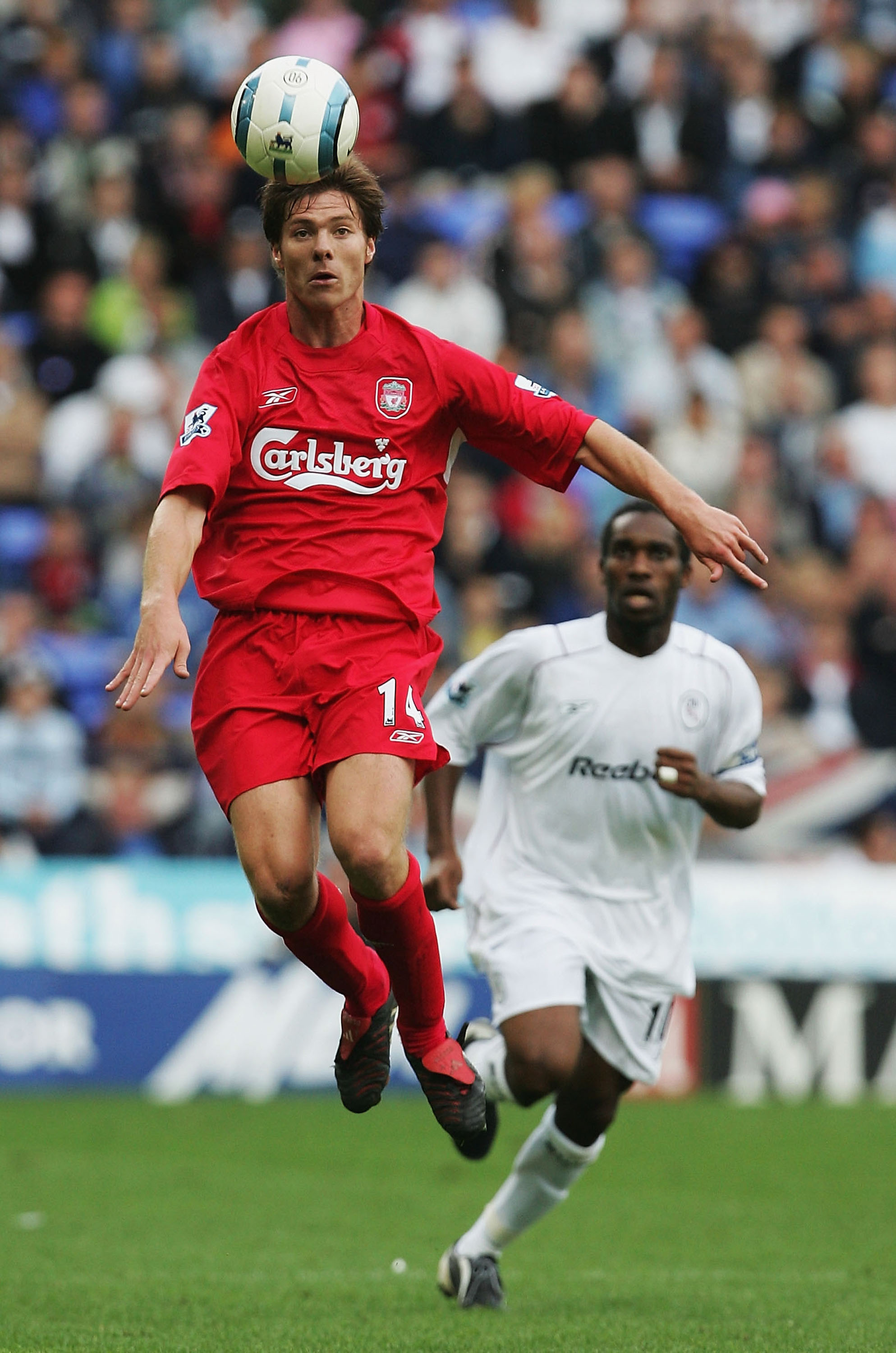 Retiring Xabi Alonso was so good for Liverpool eight years on his