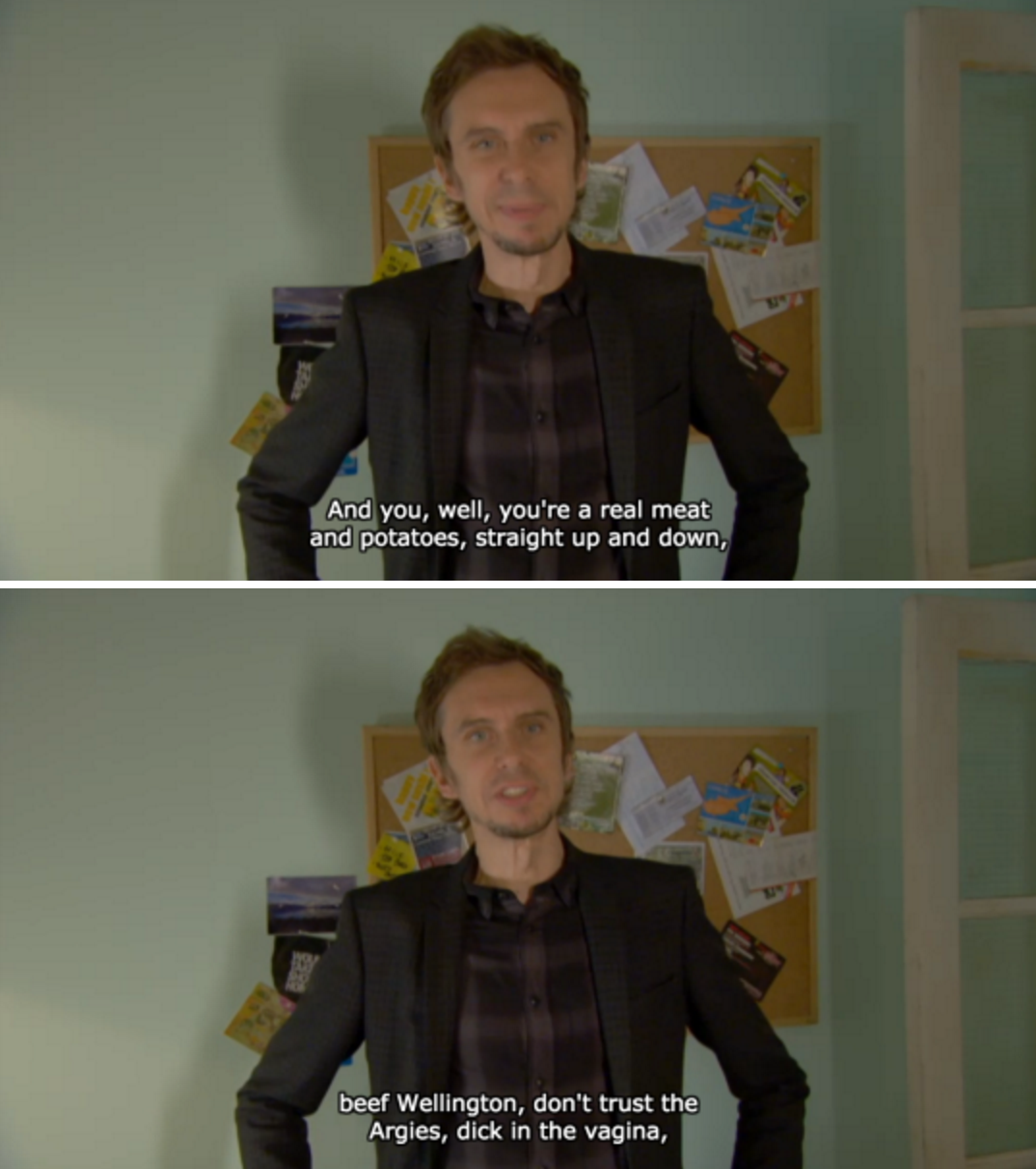 21 absolutely classic Super Hans quotes that prove he's the best