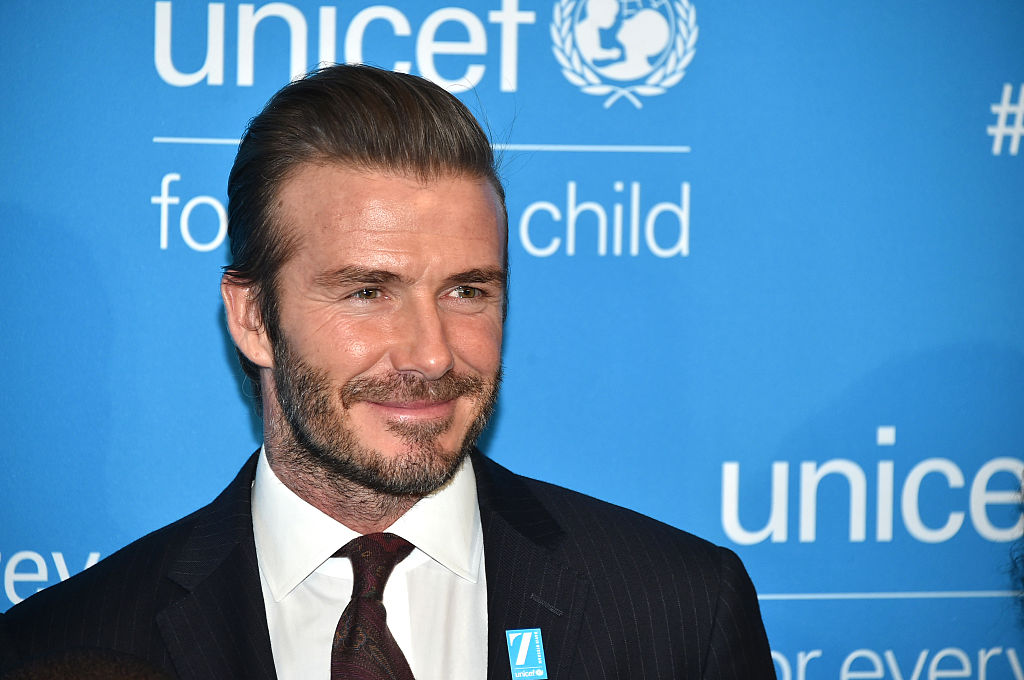 David Beckham: E-mail leak was part of blackmail scheme