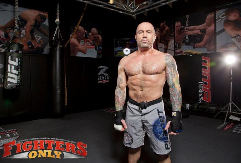 Joe Rogan's weightlifting philosophy actually makes an awful