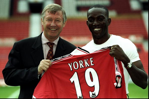 Dwight Yorke speaks out after being