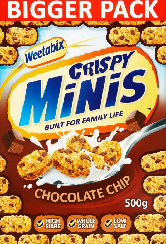 The correct and definitive ranking of breakfast cereals joe ladies and gentlemen the perfect cereal specifically the chocolate chip version but the fruit ones are still pretty damn good ccuart Image collections