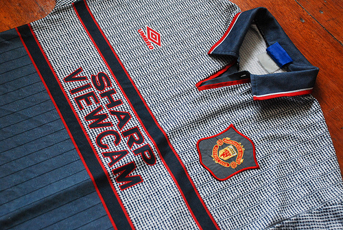 a4da50539 Manchester United could be returning to a grey away kit if this ...