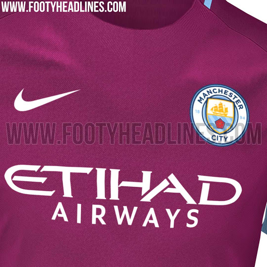 brand new 2afd7 a5138 A closer look at Manchester City's daring colour change for ...