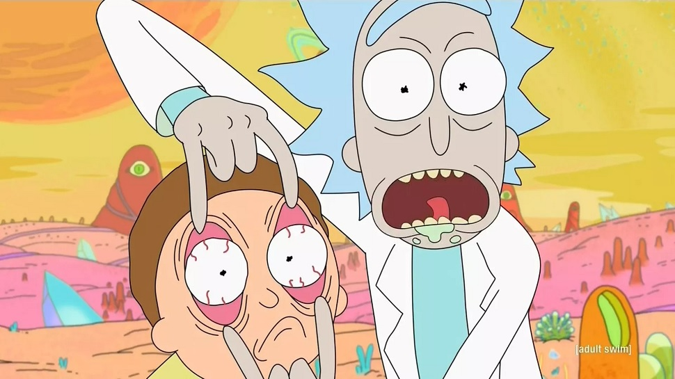 Rick and Morty Season 4 may not arrive until 2019