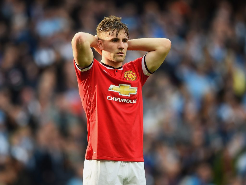 Jose Mourinho gives strongest hint yet that Luke Shaw is done at