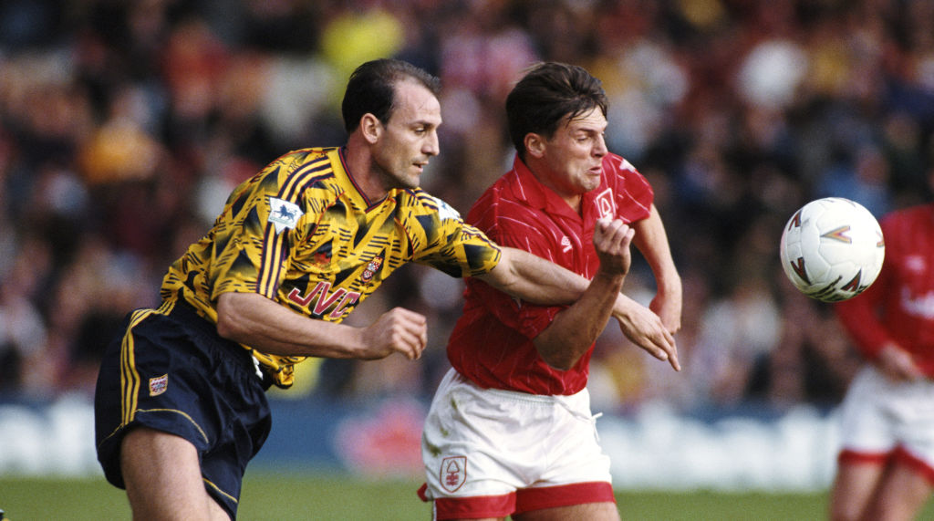 63dbf9490 Of all the many yellow away kits Arsenal have worn down the years