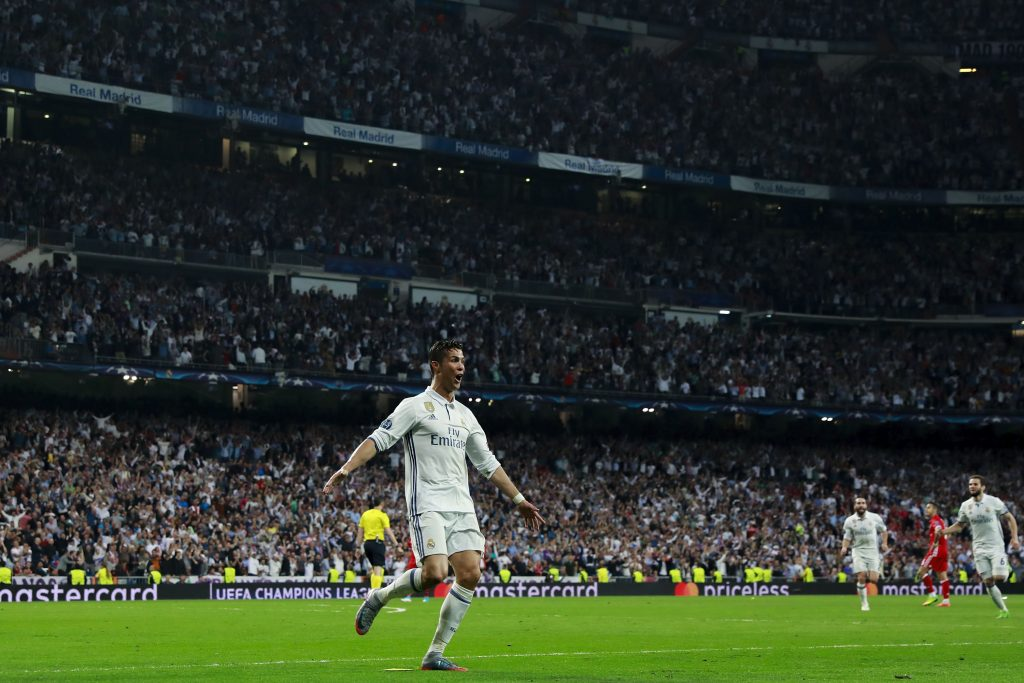 Cristiano Ronaldo 'frustrated with Bernabeu whistles'