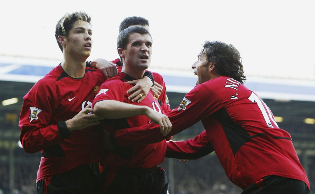 Roy Keane Had A Lot Of Love For Cristiano Ronaldo