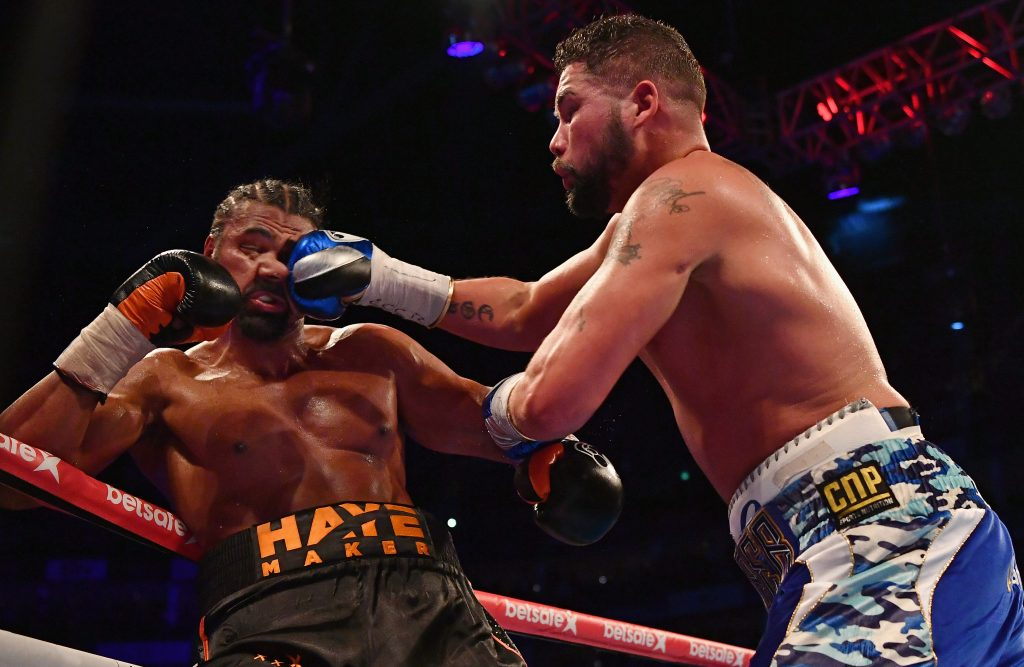Tony Bellew Rules Out Retirement, Plans To Continue Fighting