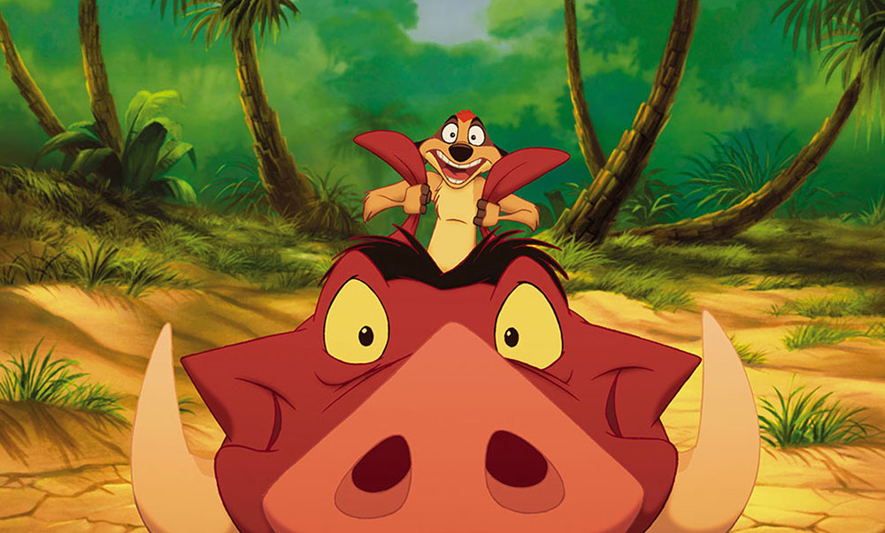 Disney May Have Found Their Timon And Pumbaa For The Live Action Lion King Remake Joe Co Uk